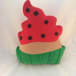 Cuscino Christmas Cupcake